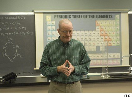 Ladies and Gentleman: Walter White. Protagonist and Villain.