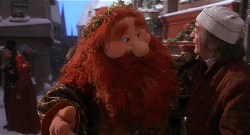 Muppet Christmas Carol Ghost Of Christmas Past.It S Time To Acknowledge That The Muppet Christmas Carol Is