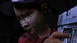 It's okay Clementine. You can let me go now.