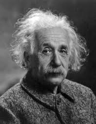 "You call this ""Relativity"" stuff brilliant? Get out of my office and come back when you can summarize it in under ten words!"