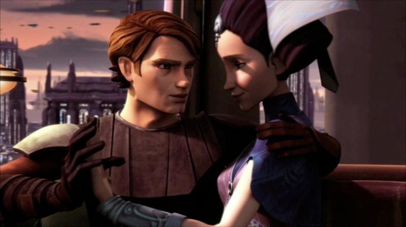 Anakin and Padme's Romance