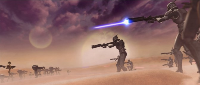 How Star Wars Went Right: The Prequels vs The Clone Wars