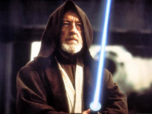 """""""And he was a good friend."""" - The Great Alec Guinness"""