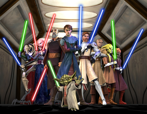 How Star Wars Went Right: The Prequels vs The Clone Wars ...