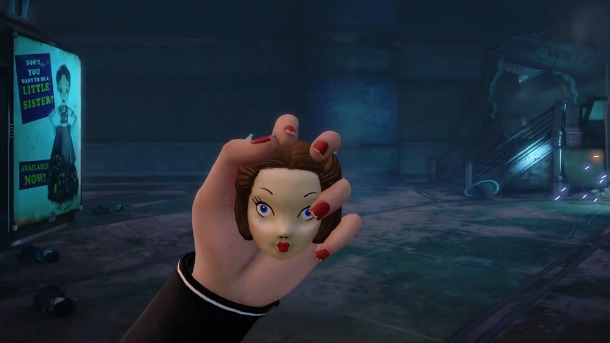 They might as well have made the McGuffin this doll head for all the impact it had on the story.