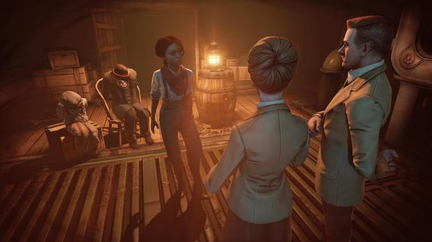 Daisy's Retcon is horrible in Burial at Sea Part 2.