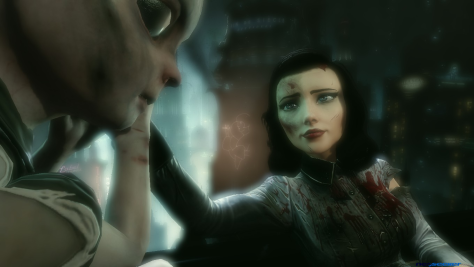 Goodbye Elizabeth, you were one of the finest characters ever featured in a video game.