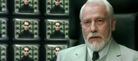 In fact I'm surprised BioWare didn't get sued for lifting their ending straight from Matrix Reloaded.