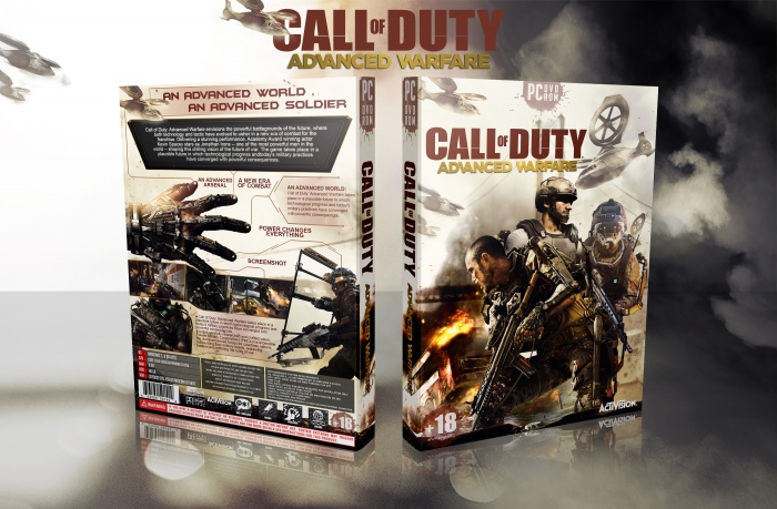 Say what you want about Call of Duty, but at least you get what it promises on the box.