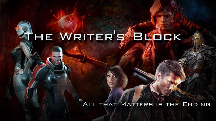 Patreon Updates – The Writer's Block