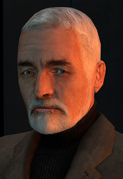 """""""You have destroyed so much, what is it, exactly, that you have created!?"""" - Pertinent Half-Life 2 quote."""
