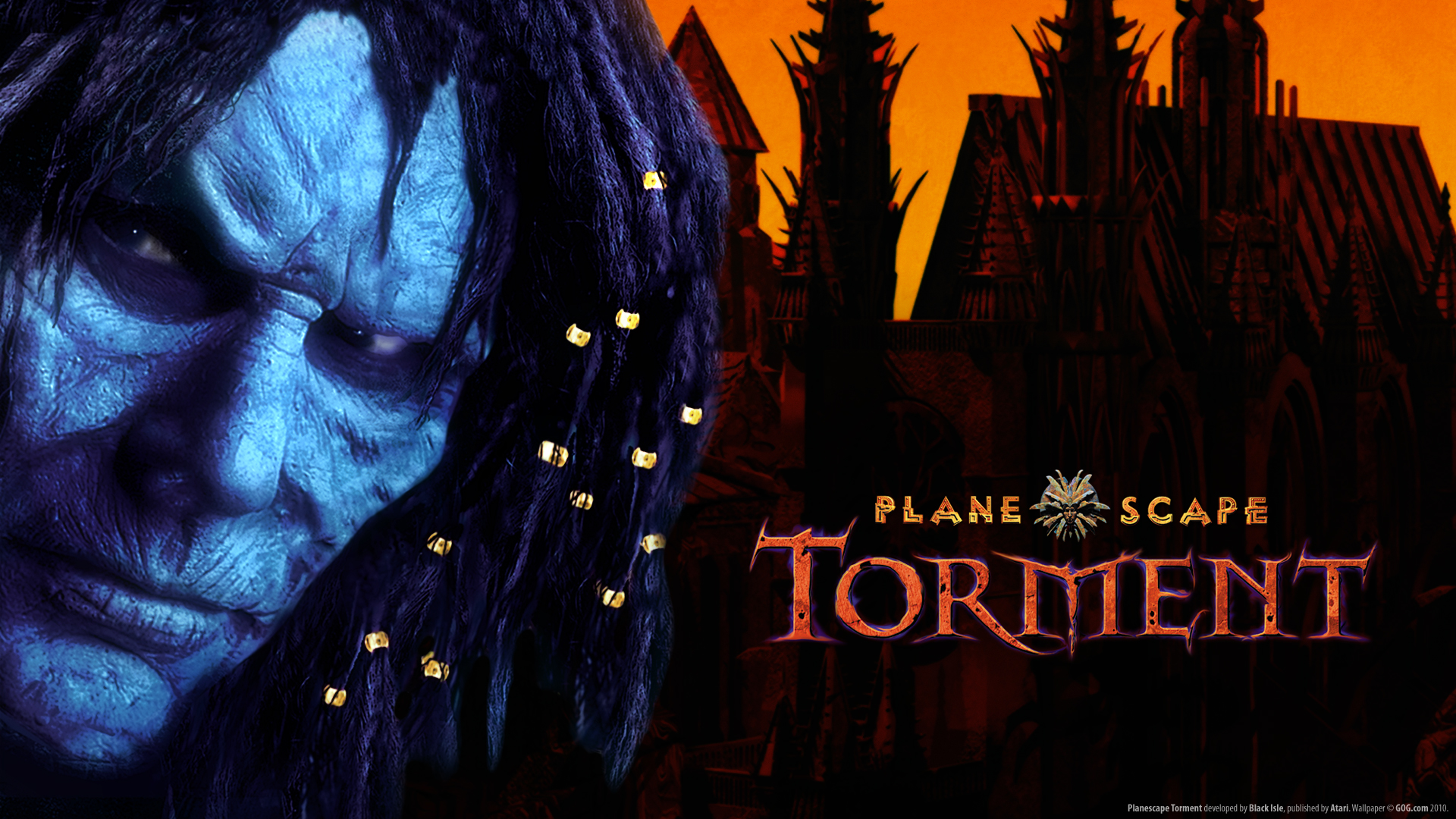 Planescape Torment: What can Change the Nature of a Man