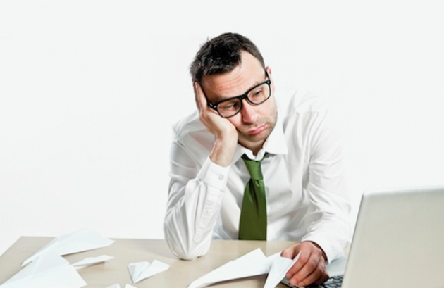Oh God, I have to spend all day at a computer? My life is hell.