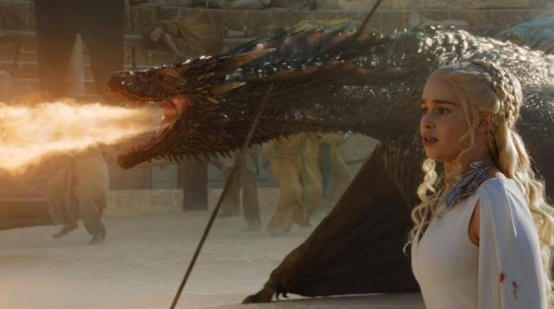 You know what Drogon, just leave her.