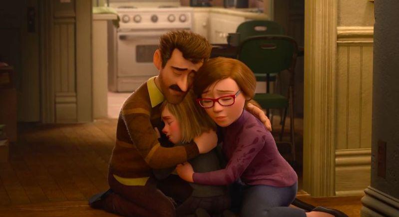 Riley Family Hug