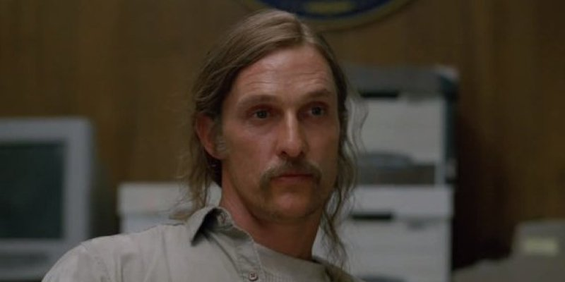 Rust from True Detective