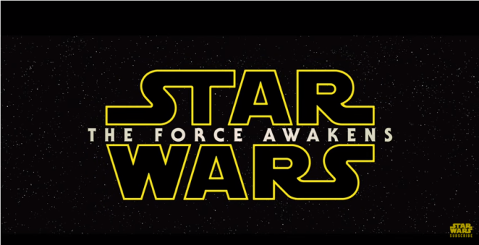 The Star Wars Episode VII Trailer: A New Hope