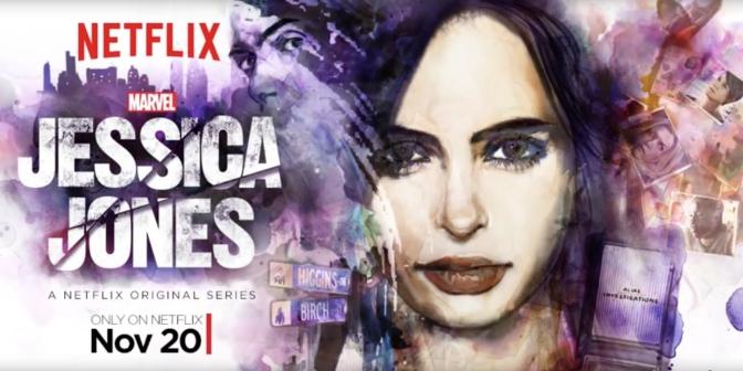 Jessica Jones: Marvel's Darkest Side
