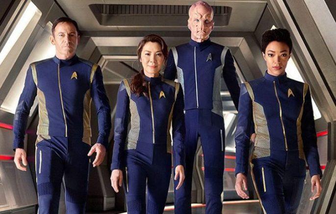 Discovery Crew