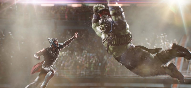 ThorHulk fight