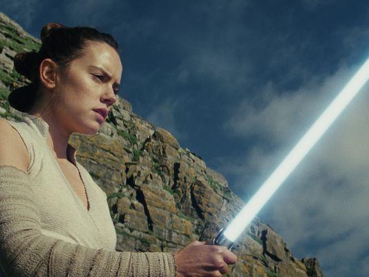 Rey the Jedi